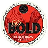 Wolfgang Puck Go Bold French Roast Portion Packs 24 Ct 2.0 compatible