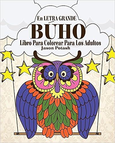 Descargar Libros En Español Para Kindle Buho Libro Para Colorear