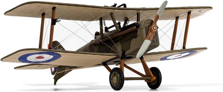 S Dallas Major R France CO RAF No.40 Squadron May 1918 AA37709 SE5a D3511