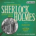 Silberstern/Das gelbe Gesicht (Die Memoiren des Sherlock Holmes) Hörbuch von Sir Arthur Conan Doyle Gesprochen von: Oliver Kalkofe