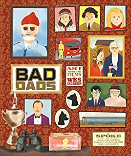 the wes anderson collection bad dads art inspired by the films of wes anderson - Thrill Murray Coloring Book