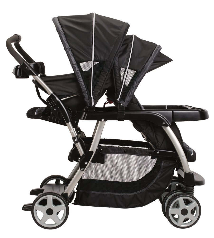 Amazon.com : Graco Ready2Grow Classic Connect LX Stroller ...