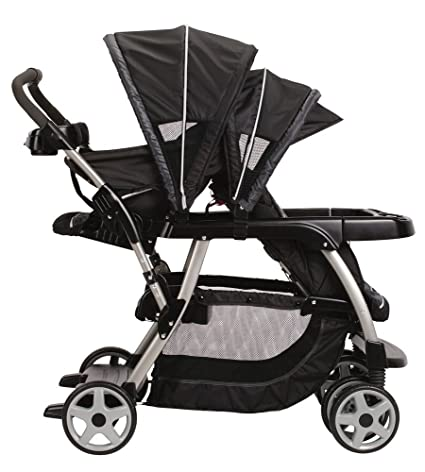 Amazon.com: Graco ready2grow clásico Conectar carriola para ...