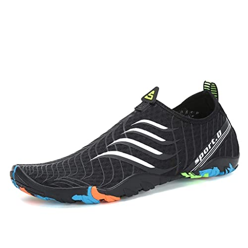 💗 Btruely Zapatos de Agua Yoga para Mujer Hombre Niños Descalzo Piel Calcetines de Buceo Natación Secado rápido Agua Calcetines para la Playa de natación ...