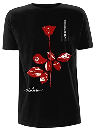 40dccf646f Plastic Head Depeche Mode  Violator Album Cover  T-Shirt Black ...