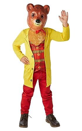 Rubies s - Disfraz de oficial Señor oso niños cuento de hadas ...