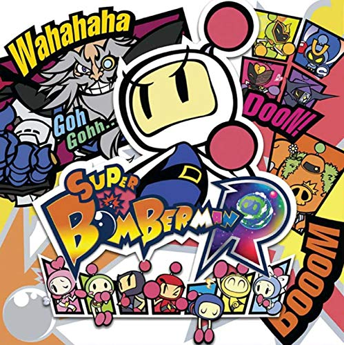 7 best bomberman vinyl