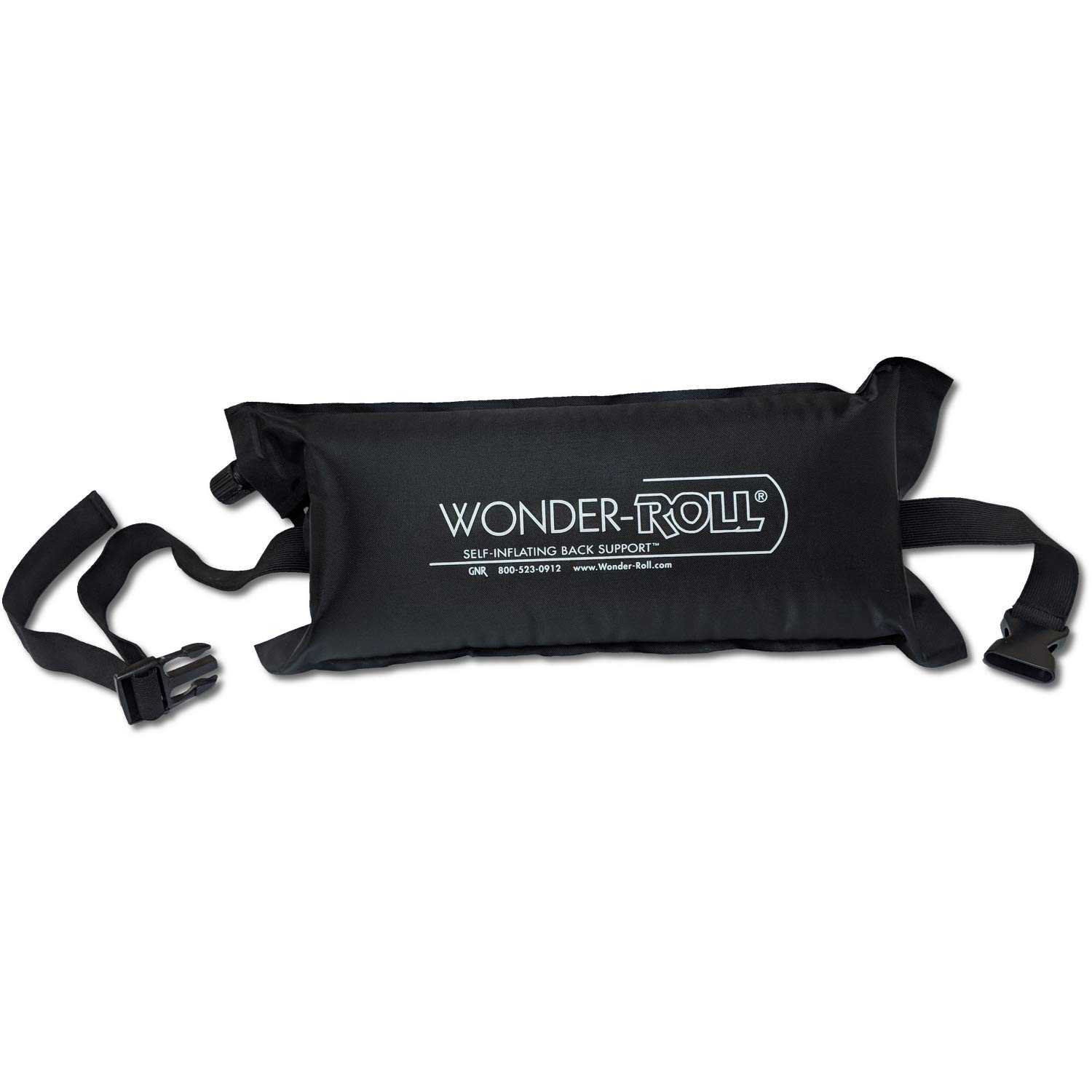 GNR Wonder-Roll Self-Inflating Back Support by GNR Health Systems, Inc.