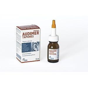 Audimer Solución para Disolver los Tapones de Cerumen - 1 Botella