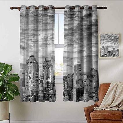 Amazon.com: petpany Decorative Curtains for Living Room ...