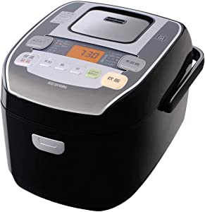 Iris Ohyama rice cooker pressure IH formula 5.5 Go brand cook divided function with rice shop taste RC-PA50-B