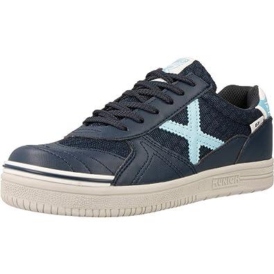 MUNICH Zapatillas de Deporte Unisex niño, (1510755 Blanco), 33 EU: Amazon.es: Zapatos y complementos