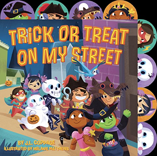 [Trick or Treat on My Street] (Cute Group Costumes)