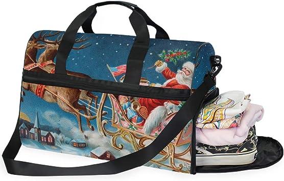 Hipster Tiger Design Weekender//Overnighter Bag