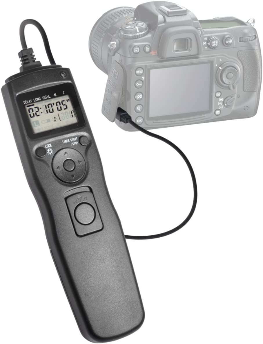 Multi-Function Timer LCD Display Control Shutter Release PRO ...