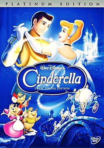 Price comparison product image Cinderella DVD 2005 2-Disc Set Platinum Edition