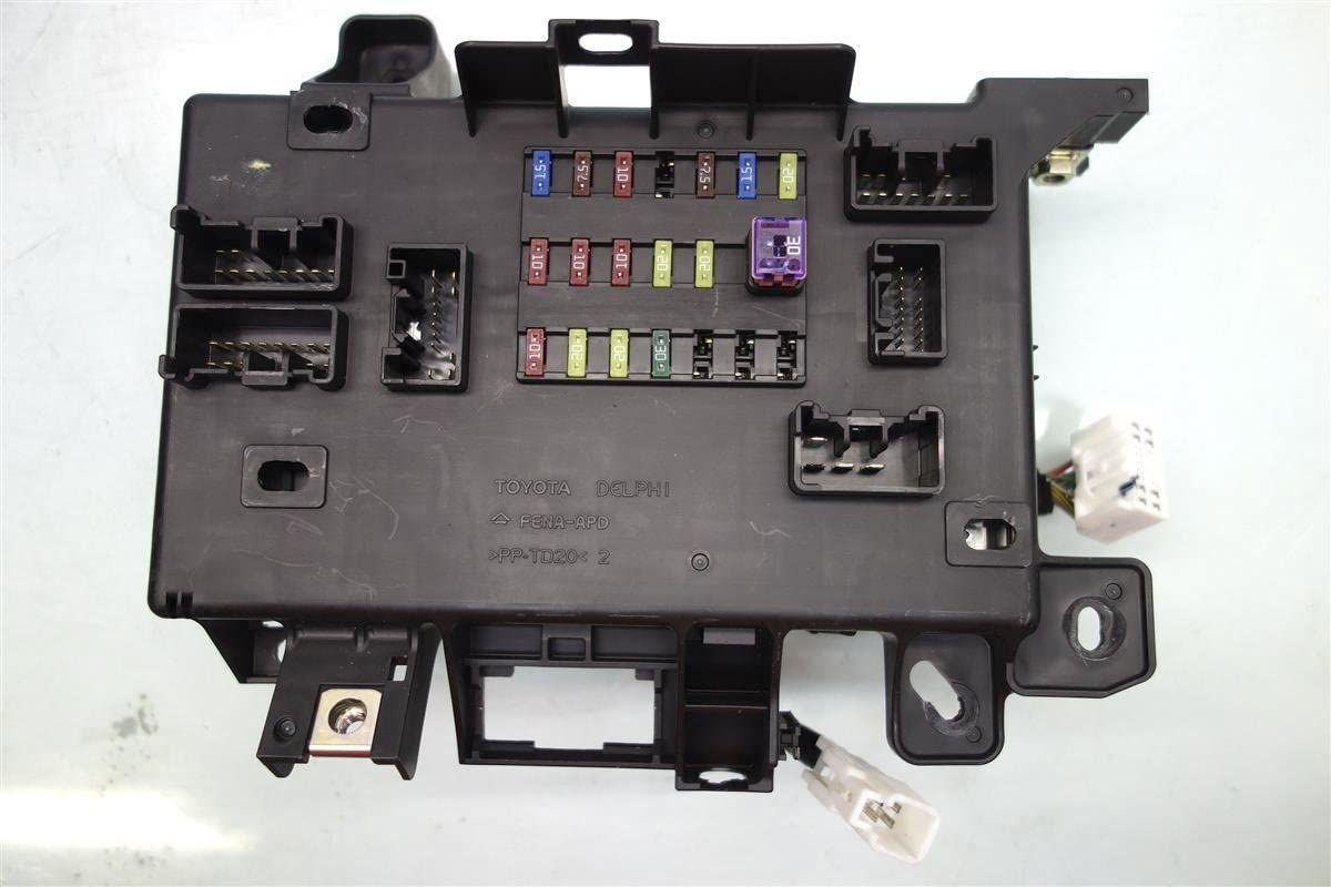2013 2014 2015 Toyota Tacoma JUNCTION Cabin Fuse Box 82730-04040 Base, Pre,  X, Fuse Boxes - Amazon Canada | 2014 Tacoma Fuse Box |  | Amazon.ca