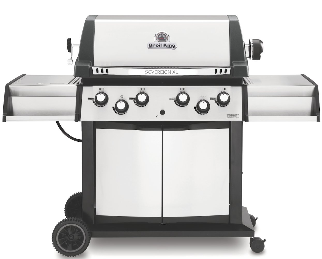 Rösle Gasgrill Porta : Broil king gasgrill sovereign xl 490 mod.2016: amazon.de: garten