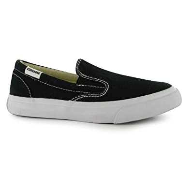 CONVERSE Core Slip on sneakers nero scarpe unisex all star