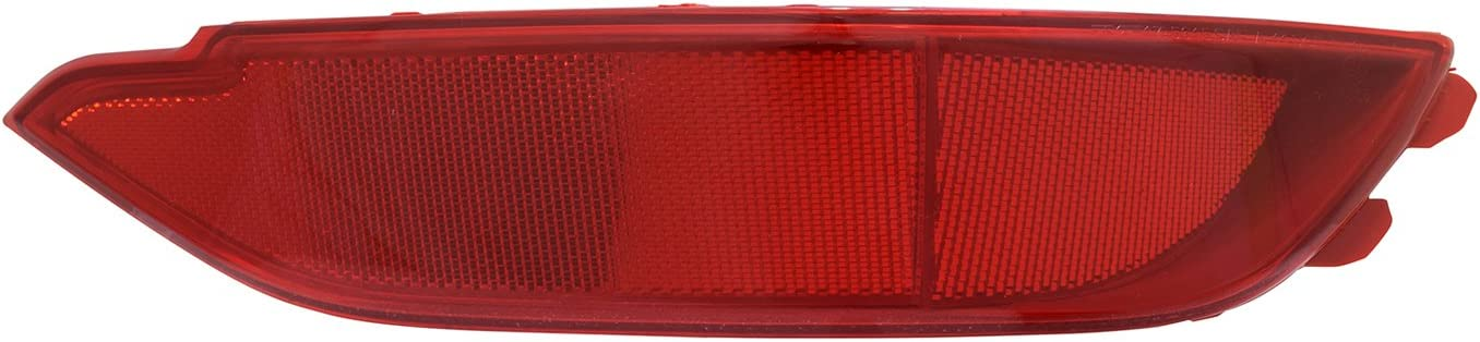 Partslink Number HY1185116 OE Replacement 2016-2017 HYUNDAI TUCSON Bumper Reflector