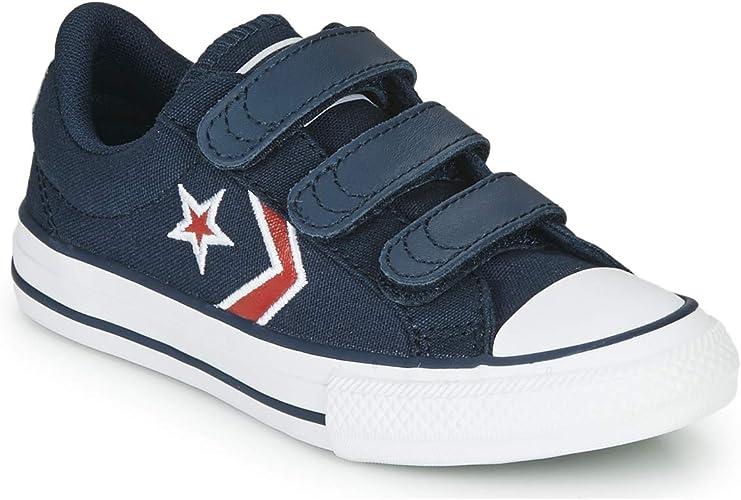 Converse Sneaker Low Star Player 3v Ox Blau Jungen