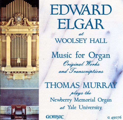Edward Elgar at Woolsey Hall