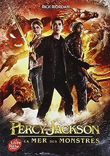 Percy Jackson [2] : La mer des monstres, Riordan, Rick
