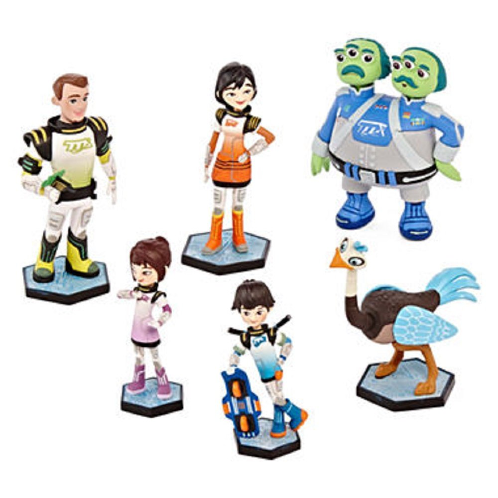 Disney Collection Miles From Tomorrowland Figurine Play Set