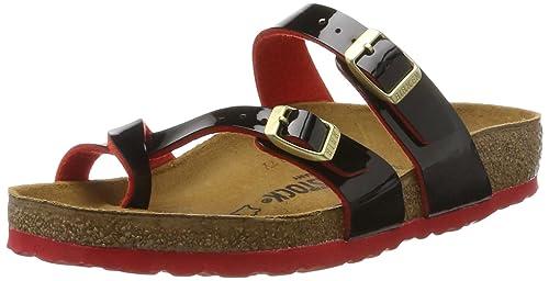 a1e51a578bf9d3 Birkenstock Women s Mayari Birko-Flor Toe Post Sandals