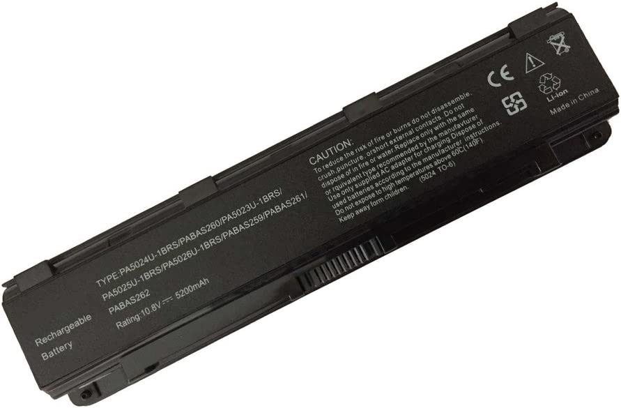 Etechpower Replacement Battery Compatible with Toshiba Satellite S75-A S75D S75D-A S75Dt S75Dt-A S75DT-A7330 C55-A5180 C55-A5182 C55-A5190 C55D-A5120