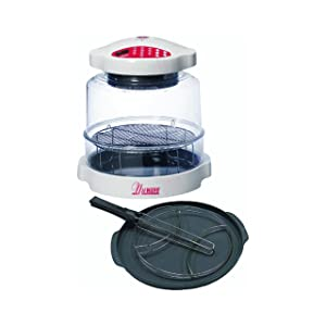 NuWave White Infrared Oven with Extender Ring Kit