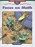 Focus on Math Level C, Steck-Vaughn Staff, 1419002651