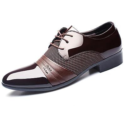 Schuhe braun elegant