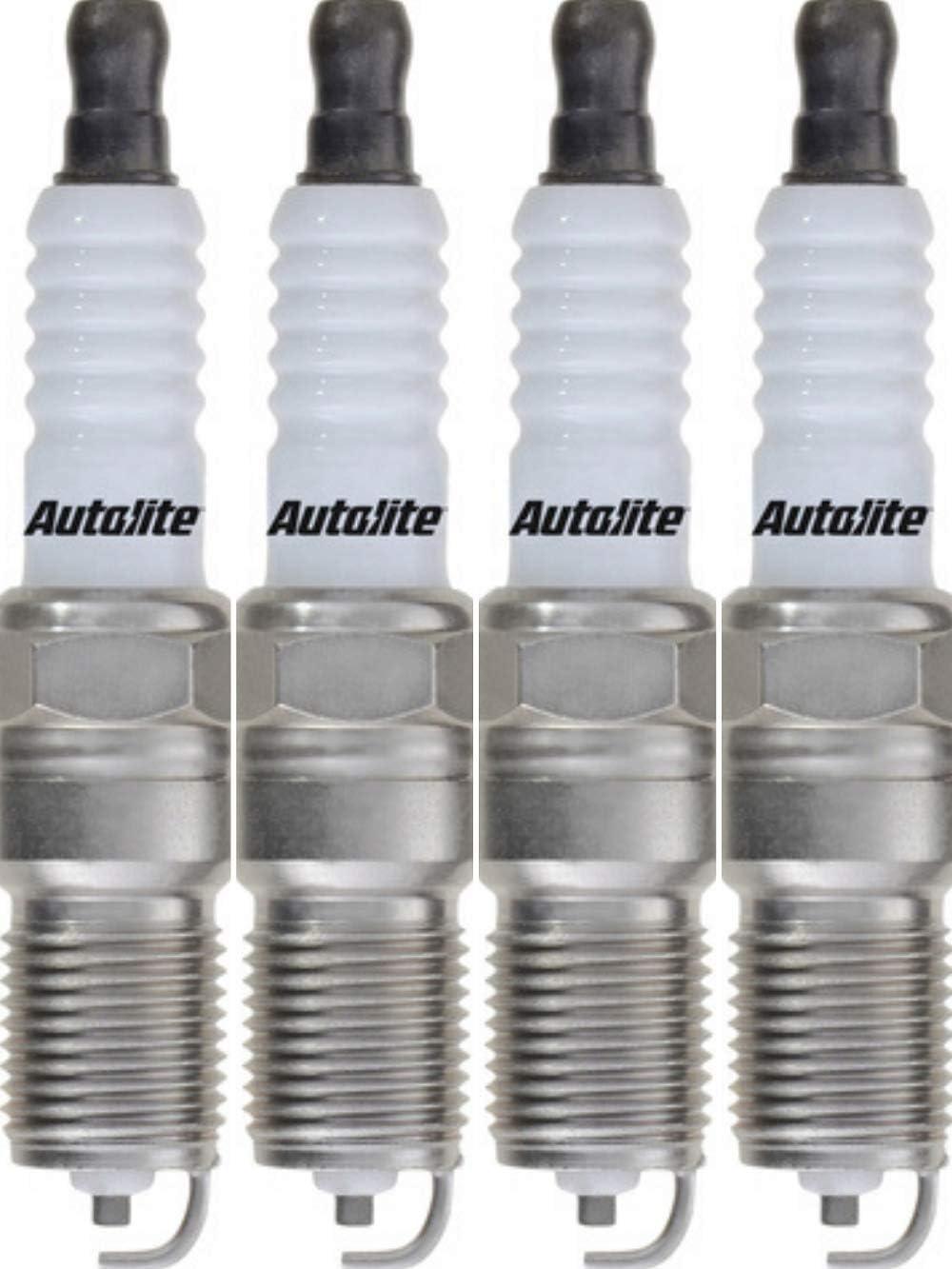 Autolite AP104 Platinum Spark Plug Pack of 1