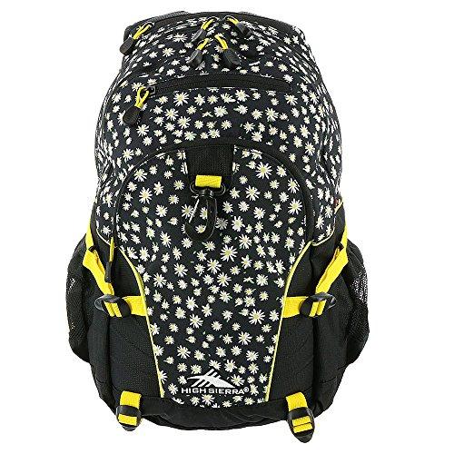high-sierra-loop-backpack-daisies-black-sunburst