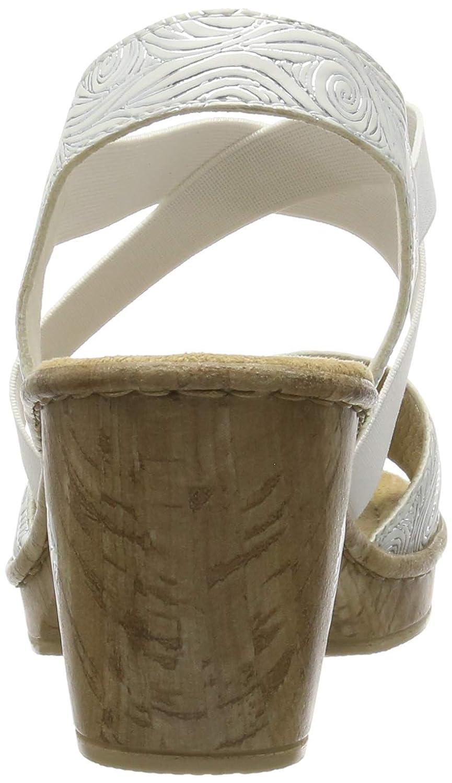 Rieker Damen 69720 80 Geschlossene Sandalen: Rieker: Amazon