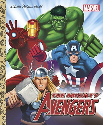 The Mighty Avengers (Marvel: The Avengers) (Little Golden Book)]()