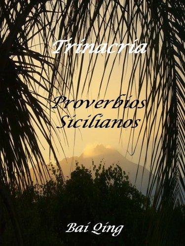 Descargar Libro Trinacria, Proverbios Sicilianos Bai Qing