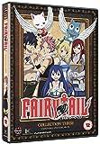 FAIRY TAIL コンプリート DVD-BOX3 (49-72話, 575分) フェアリーテイル FT 真島ヒロ アニメ [DVD] [Import] [PAL, 再生環境をご確認ください]