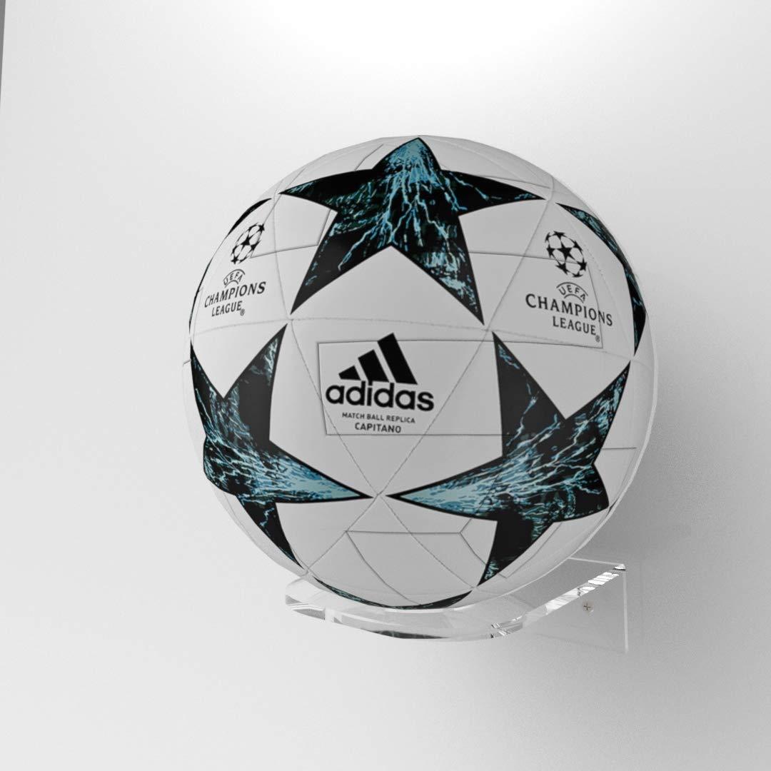 Plexico - Soporte para balón de fútbol (acrílico), diseño de Bolas ...