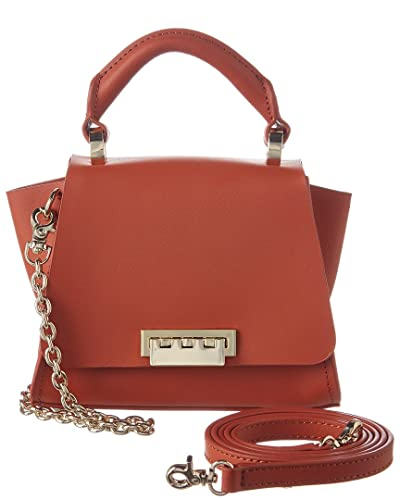Amazon.com  ZAC Zac Posen Women s Eartha Iconic Soft Top-Handle Mini  Crossbody Coral One Size  Shoes 6e22aabe1252c