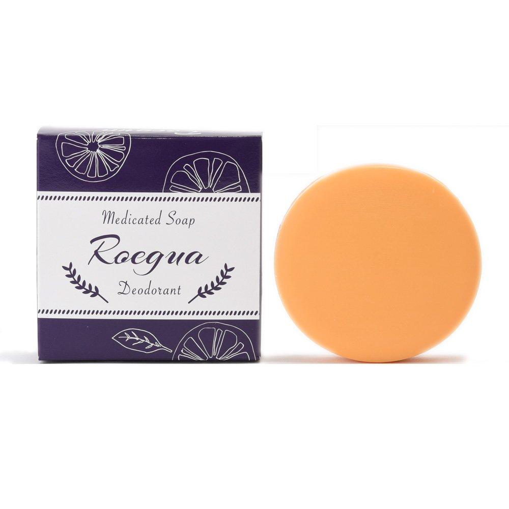 【ロエグア】ロエグア ワキガ体臭石鹸のサムネイル