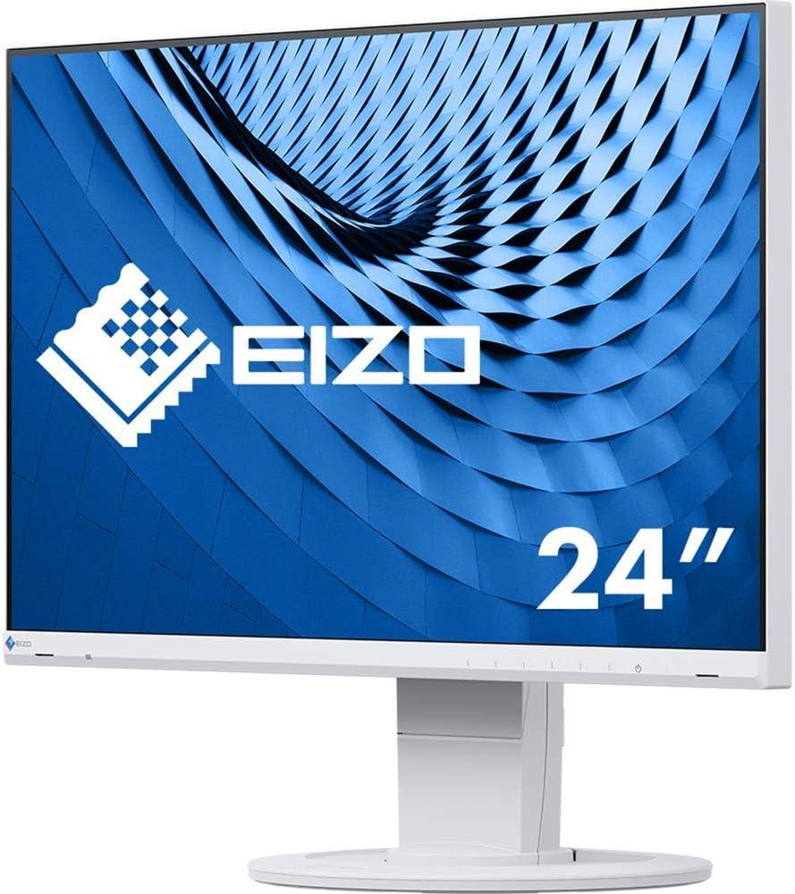 Eizo Flexscan Ev2460 Wt 60 5 Cm Ultra Slim Monitor Computer Zubehör