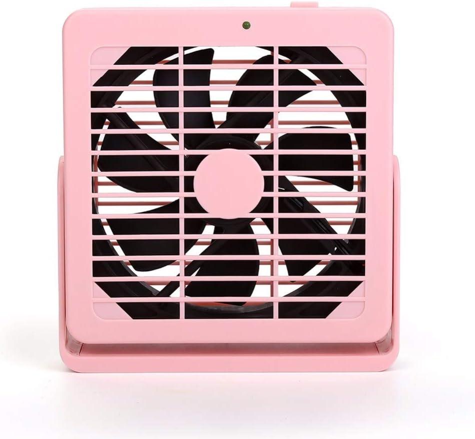 Breeze DMM Mini Ventilador Mini Ventilador Suqare Escritorio ...