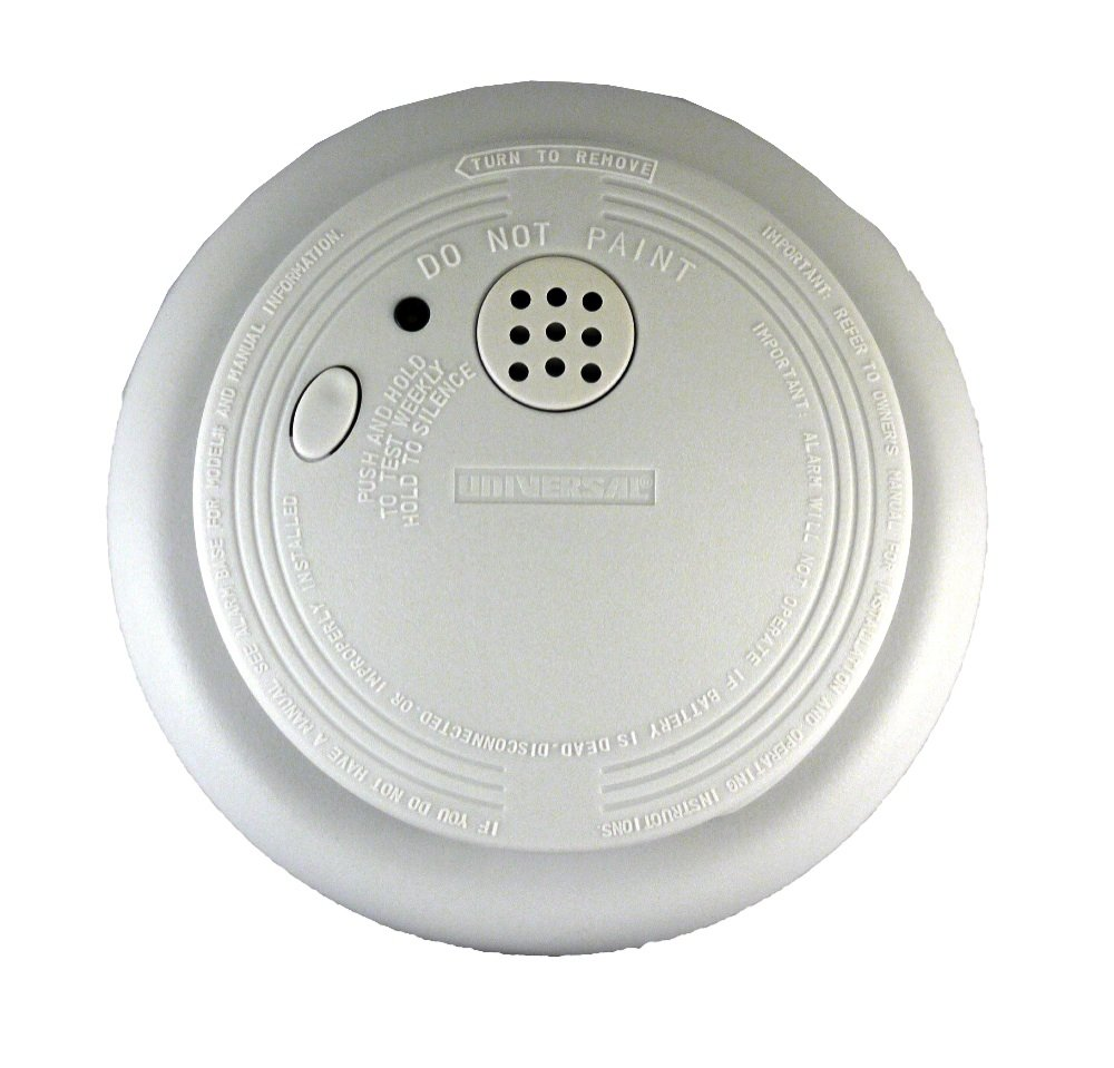 Photoelectric Carbon Monoxide Detector Smoke Fire Alarm