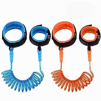 Amazon.com : Anti Lost, anti kid leash Wrist Link, Outdoor Safety ...