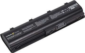 5200mAh Batterie de remplacement ordinateur portable pour HP Compaq ...