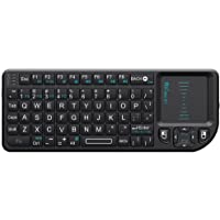 Rii mini K01X1 Wireless Keyboard with Touchpad for Computer,Laptop,Android TV Box