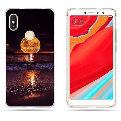 DIKAS Funda Xiaomi Redmi S2, Carcasa Xiaomi Redmi Y2, Resistente a Golpes, Antipolvo, Resiste a los Arañazos, Carcasa Completamente Resistente para ...