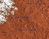 Pure Brown Iron Oxide 60 Grams Matte Pigment Powder Cosmetic Grade 2 Ounces